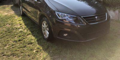 SEAT ALHAMBRA 2.0 Diesel 2016