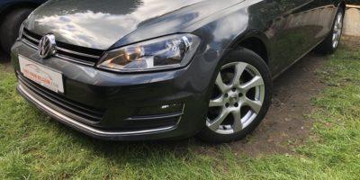 VW Golf ALLSTAR 1.6 TDI